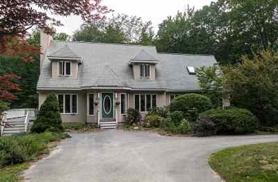 New Boston Single Family Home Active Under Contract: 41 Pine Echo Road