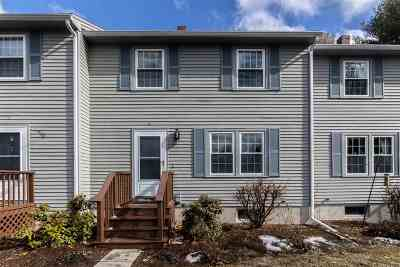 Somersworth Condo/Townhouse Active Under Contract: 165 Blackwater Road #12