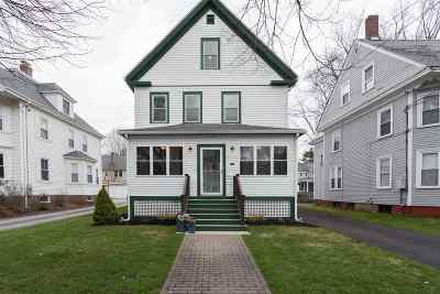Portsmouth Single Family Home For Sale: 353 Miller Avenue