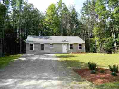 Bridgewater Single Family Home Active Under Contract: 6 Mountain View Road