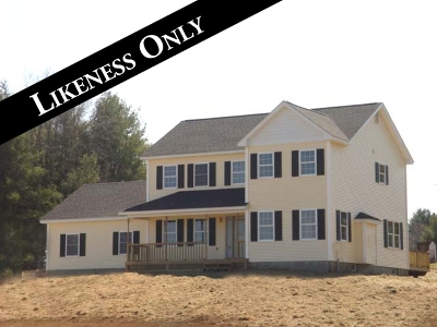 Fletcher Single Family Home For Sale: Boulder Lane #Lot 3