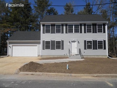 Hooksett Single Family Home Active Under Contract: Lot 13-10 University Circle #Lot 13-1