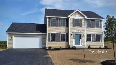 Hooksett Single Family Home Active Under Contract: Lot 13-12 University Circle #13-12