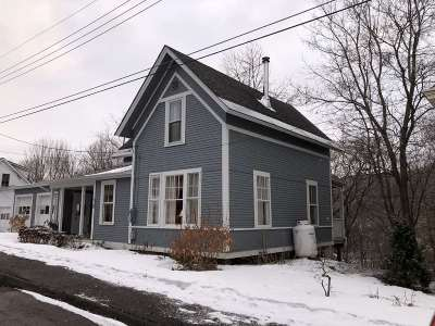 Montpelier Single Family Home Active Under Contract: 19 Kent Street