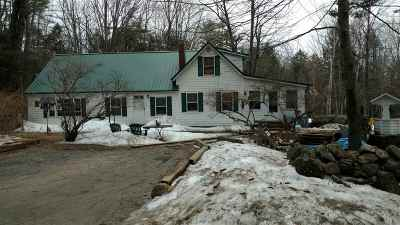 Single Family Home Active Under Contract: 411 Gleason Falls Road