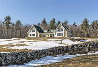 Merrimack County Single Family Home For Sale: 226 Old North Road