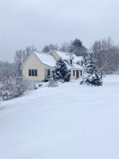 Single Family Home Active Under Contract: 211 Snowflake Lane