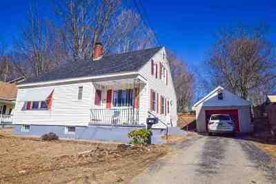 Laconia Single Family Home For Sale: 277 Elm Street