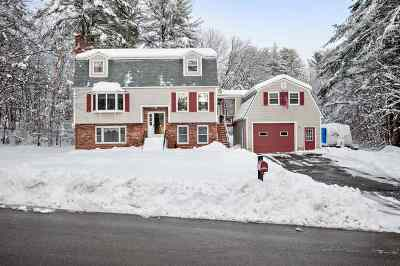 Londonderry Single Family Home For Sale: 3 Pine Hollow Drive