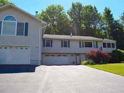 Monkton Single Family Home For Sale: 3825 Silver Street