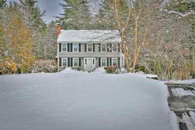 Londonderry Single Family Home Active Under Contract: 18 Woodside Drive