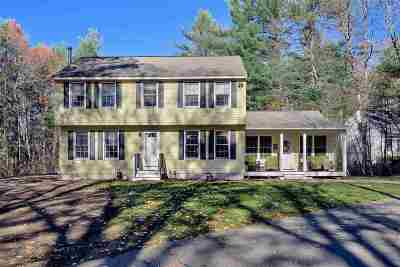 Merrimack Single Family Home For Sale: 8 Cramer Hill Road