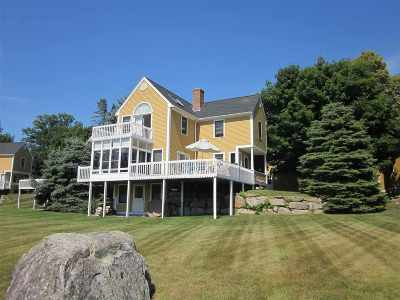 Moultonborough Condo/Townhouse For Sale: 8 Lands End Lane