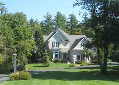 Merrimack County Single Family Home For Sale: 5 Deer Track Lane