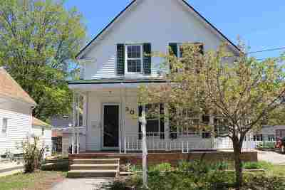 Derry Single Family Home For Sale: 30 Highland Avenue
