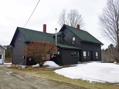 Essex County Single Family Home Active Under Contract: 897 Railroad Street