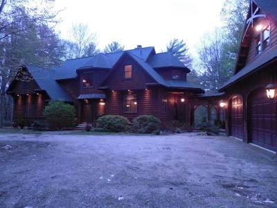 Holderness Single Family Home For Sale: 400 Coxboro Road