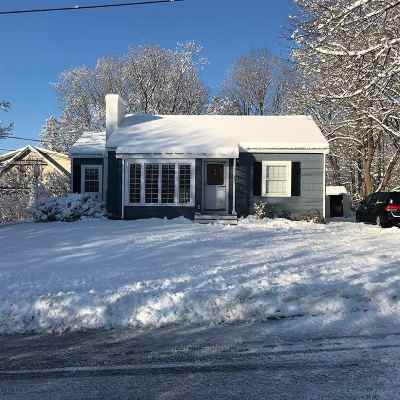 Salem Single Family Home Active Under Contract: 3 Clinton Street