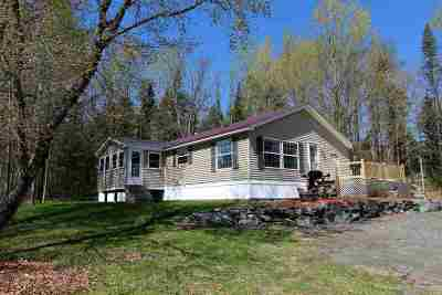 Essex County Single Family Home For Sale: 3806 Shadow Lake Road