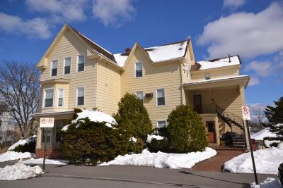 Manchester Multi Family Home Active Under Contract: 241 Cartier Street