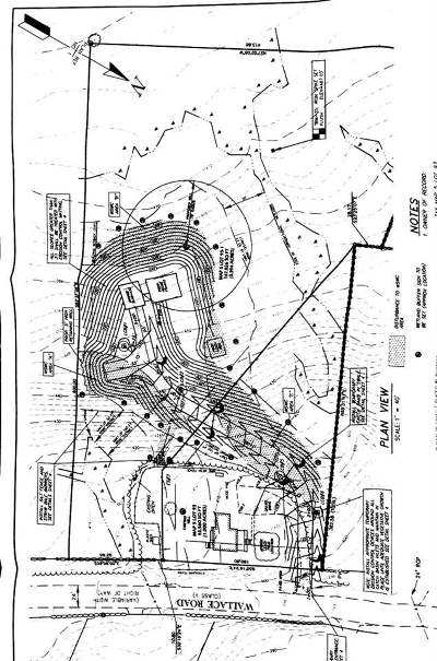 Goffstown Residential Lots & Land Active Under Contract: Lot 93-1 Wallace Road #93-1