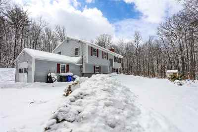 Goffstown Single Family Home Active Under Contract: 15 Checkerberry Lane