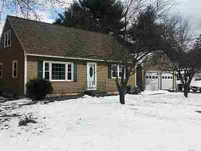 Merrimack Single Family Home Active Under Contract: 2 Spruce Street
