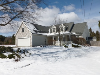Concord Single Family Home Active Under Contract: 6 Iron Works Road Road