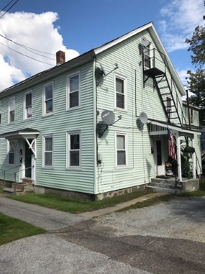 Concord NH Multi Family Home For Sale: $334,900