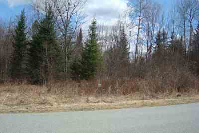 Whitefield Residential Lots & Land For Sale: Lot #3 Northwood Estates
