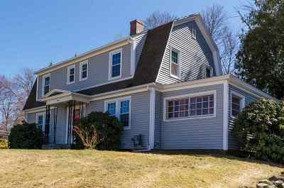 Nashua Single Family Home For Sale: 7 Dickerman Street