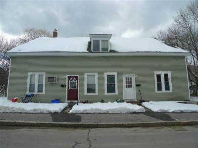 Newmarket Multi Family Home Active Under Contract: 33-35 Nichols Avenue