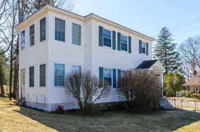 Nashua Multi Family Home For Sale: 1 Dickerman Street