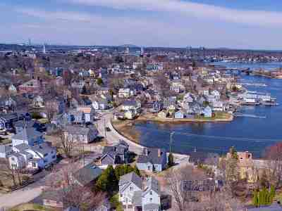 Portsmouth Single Family Home Active Under Contract: 11 Walden Street