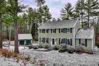 Bedford Single Family Home Active Under Contract: 75 Blanford Place