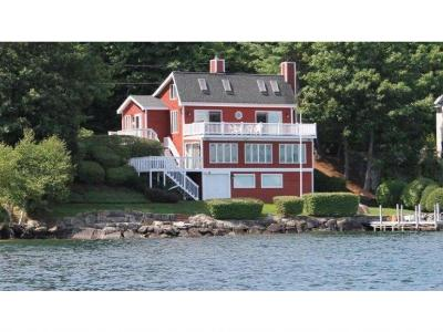Meredith Single Family Home Active Under Contract: 101 Neal Shore Road