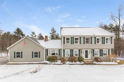 Merrimack Single Family Home For Sale: 14 Cobblestone Place