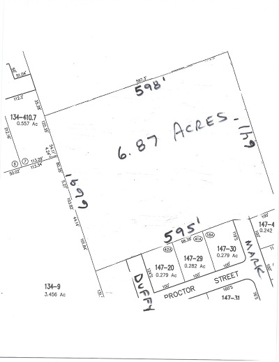 Franklin Residential Lots & Land For Sale: Duffy Road
