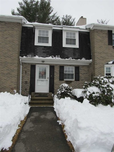 Londonderry Condo/Townhouse Active Under Contract: 103 Fieldstone Drive