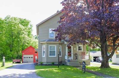 Rutland Town Single Family Home For Sale: 38 East Proctor Road