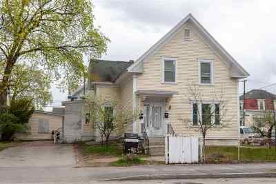 Manchester Multi Family Home For Sale: 311 Central Street