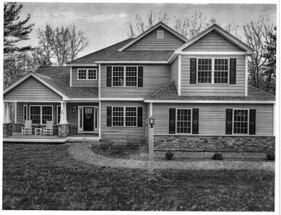 Bedford Single Family Home For Sale: Lot 8 Pulpit Road #6-34-8