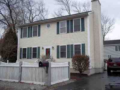 Manchester Single Family Home Active Under Contract: 41 Arline Avenue