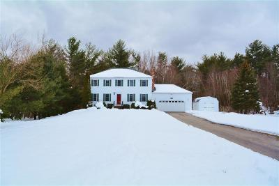 Derry Single Family Home For Sale: 9 Rain Pond Place