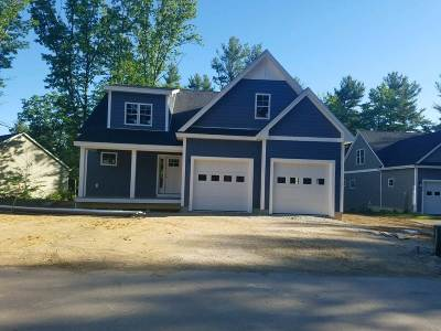 Dover Single Family Home For Sale: Lot 5 Red Barn Drive