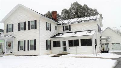 Swanton Single Family Home Active Under Contract: 66 Grand Avenue
