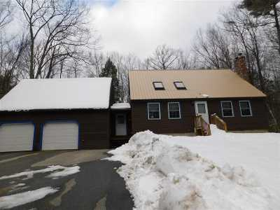 Weare Single Family Home Active Under Contract: 33 Lakeview Drive