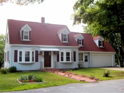 Single Family Home Active Under Contract: 183 Hillside Drive