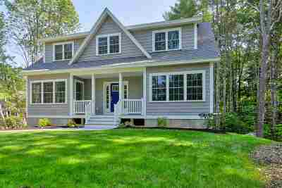 Exeter Single Family Home For Sale: 1 Garrison Lane