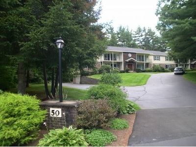 Condo/Townhouse Active Under Contract: 50 Blueberry Lane #3